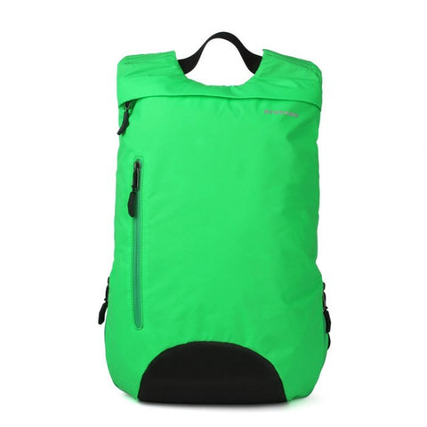 Tucano Luna Reflective Running Backpack - Acid Green - oribags2 - 1