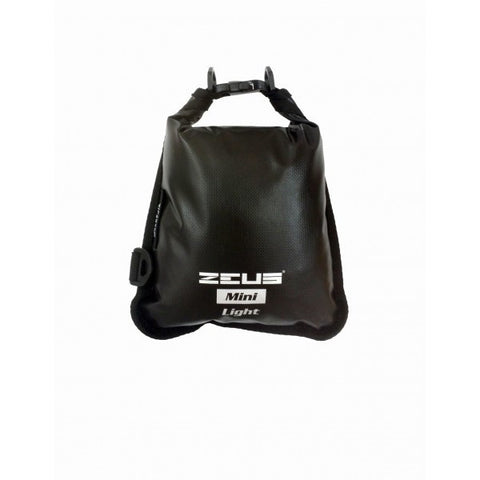 Zeus Dry Bag Flat Mini - Black - oribags2
