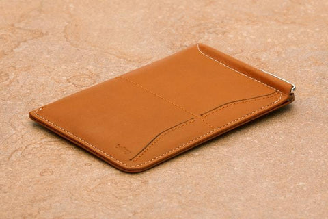 Bellroy Passport Sleeve - Caramel