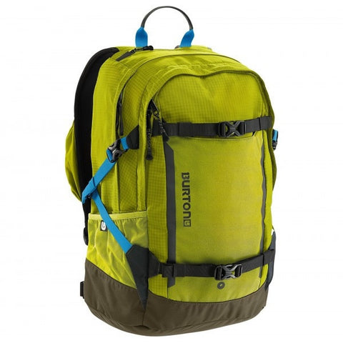 Burton Day Hiker Pro 28L Backpack - Toxin Bonded Ripstop - Oribags Sdn Bhd