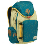 Burton HCSC Shred Scout Backpack - Topo Teal - Oribags Sdn Bhd