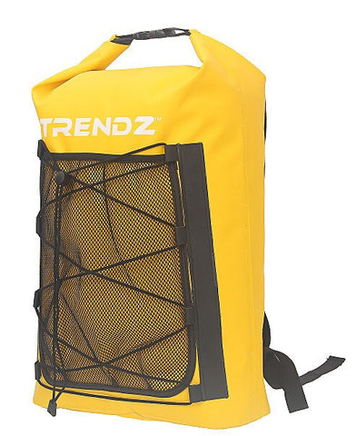 Trendz 30L Waterproof Dry Bag Backpack Advance Lightweight - Yellow - oribags2 - 1