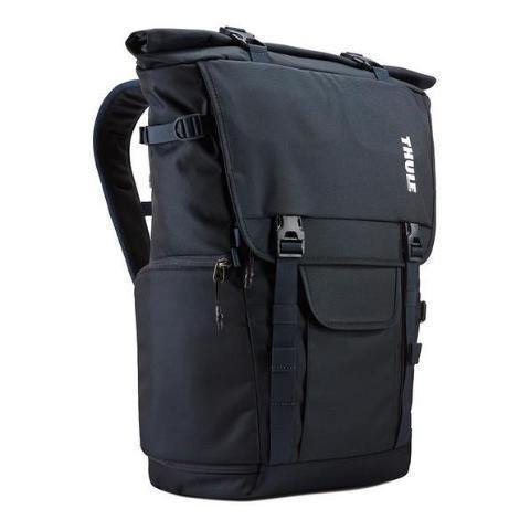 (Clearance) Thule Covert DSLR Rolltop Backpack - Mineral