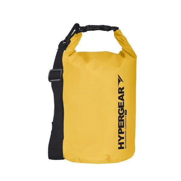 Hypergear Dry Bag 5L - Yellow - oribags2
