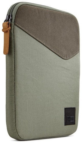 "Case Logic LoDo 10"" Tablet Sleeves LODS110 - Petrol Green/Drab - oribags2 - 1"