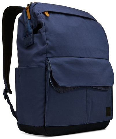 Case Logic LoDo Medium Backpack LODP114 - Dress Blue/Navy Blazer - oribags2 - 1