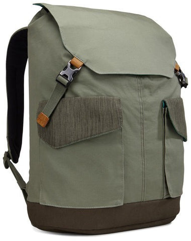 Case Logic LoDo Large Backpack LODP115 - Petrol Green/Drab - oribags2 - 1