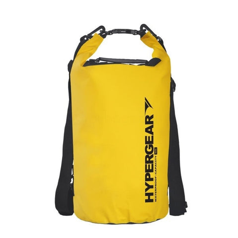 Hypergear Dry Bag 30L - Yellow - oribags2