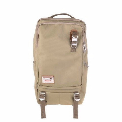 Doughnut Toast Backpack - Khaki - oribags2 - 1