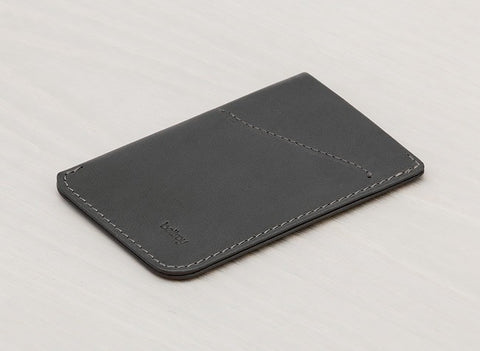 Bellroy Card Sleeve - Charcoal - Oribags Sdn Bhd