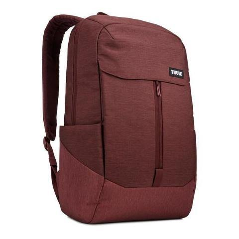 Thule Lithos Backpack 20L - Dark Burgundy