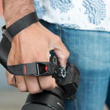 Peak Design Cuff Camera Hand Strap - Black
