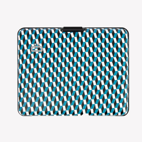 Ogon Big Stockholm Wallet RFID Safe - Jacquard