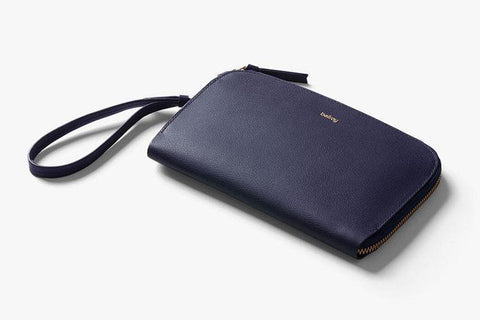 Bellroy Clutch Wallet - Navy