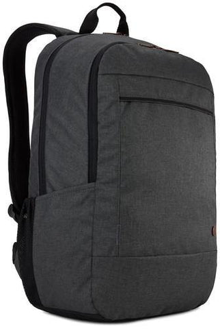 "CASE LOGIC ERA 15.6"" LAPTOP BACKPACK ERABP116 - OBSIDIAN"