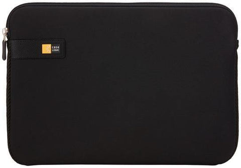 "Case Logic 12.5""-13.3"" Slim Laptop & Macbook Pro Sleeve LAPS213 - Black"