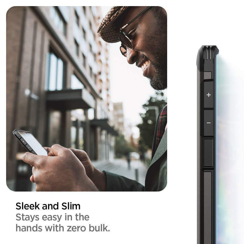Spigen Galaxy Note 10 Case Tough Armor - Black - Oribags.com
