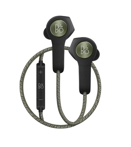 Bang & Olufsen B&O Play H5 Wireless Bluetooh Earphones - Moss Green - oribags2 - 1