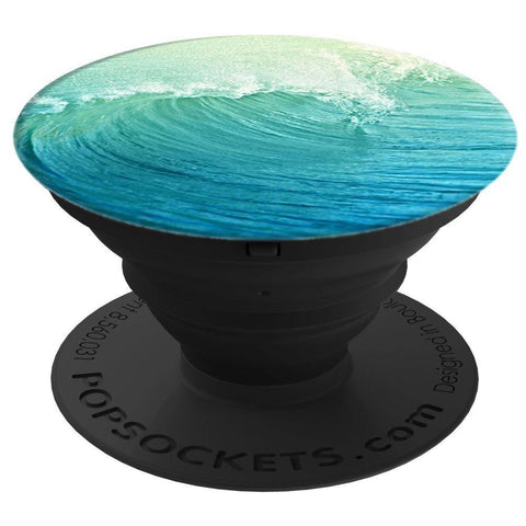 Popsockets Expanding Stand & Grip for Smartphones / Tablets - Wave