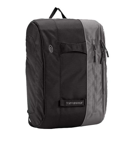 "Timbuk2 Snoop DSLR / 17"" Laptop Backpack - Black/Grey - oribags2 - 1"