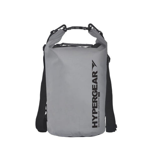 Hypergear Dry Bag 20L - Grey - oribags2