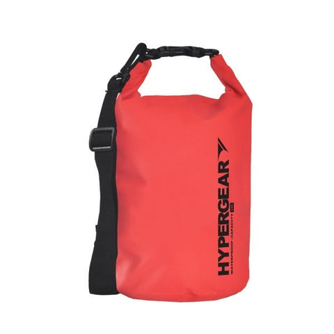 Hypergear Dry Bag 5L - Red - oribags2