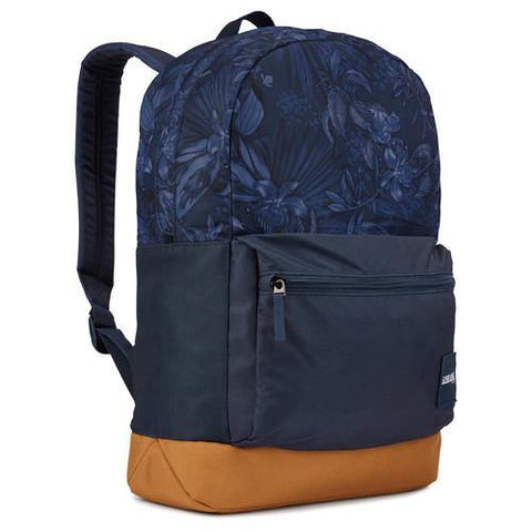 (Promo) Case Logic Commence 24L Backpack - Dress Blue Floral