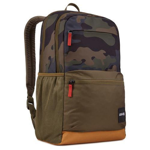 (Promo) Case Logic Uplink 26L Backpack - OliveCamo / Cumin