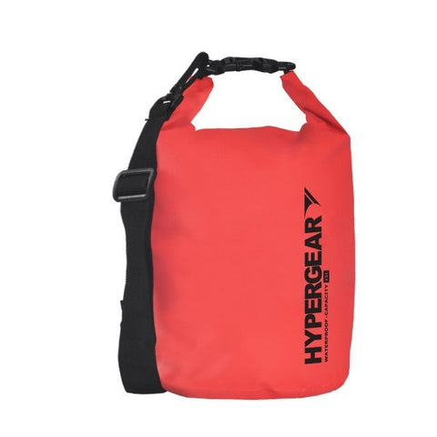 Hypergear Dry Bag 15L -  Red - oribags2