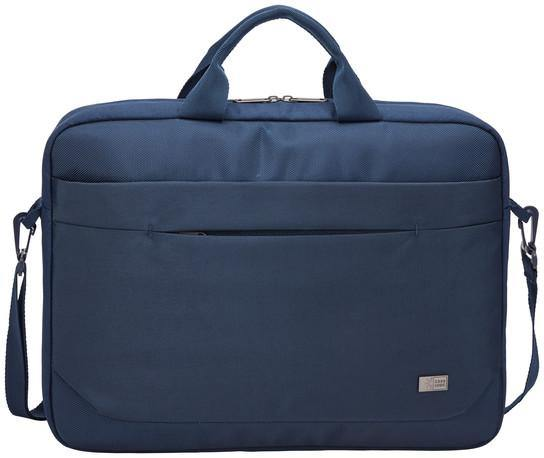 "Case Logic Advantage 15.6"" Attache - Dark Blue - Oribags.com"