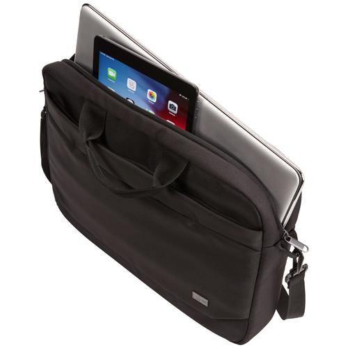 "Case Logic Advantage 15.6"" Attache - Black - Oribags.com"