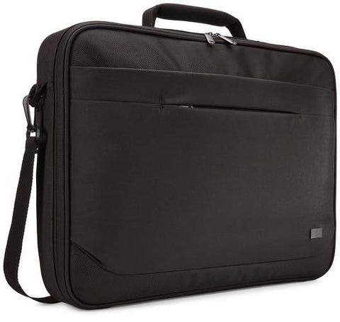 "Case Logic Advantage 17.3"" Laptop Briefcase - Black"