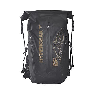 Hypergear Backpack Dry Pac Pro Gold 30 - Black - oribags2 - 1