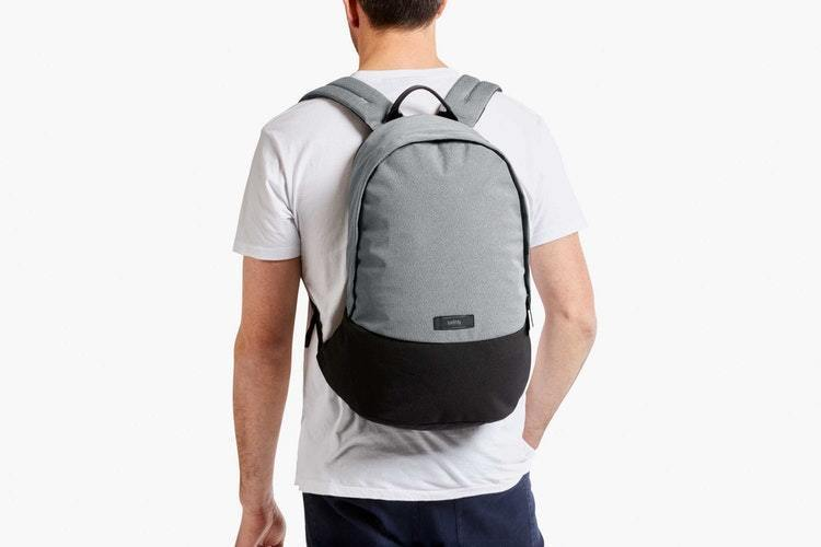 (Promo) Bellroy Classic Backpack - Ash - Oribags.com