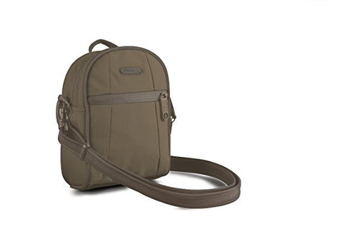 Pacsafe Metrosafe 100 GII Hip and Shoulder Bag - Jungle Green