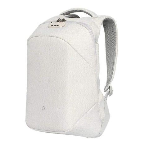 Korin Design Clickpack Joy Anti-Theft Backpack - Light Grey