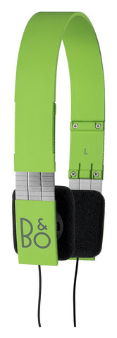 Bang & Olufsen B&O Play Form 2I Iconic Headphones - Green - oribags2 - 1