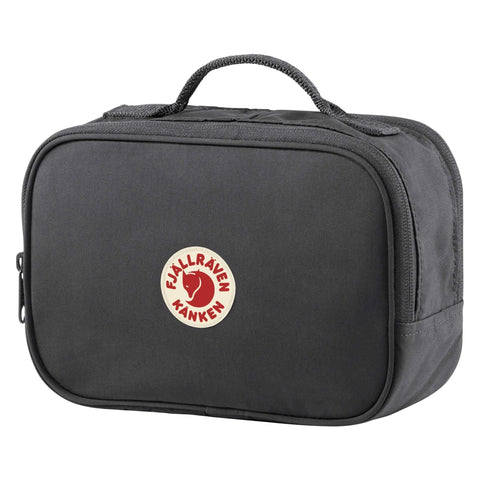 (Promo) Fjallraven Kanken Toiletry Bag  - Super Grey