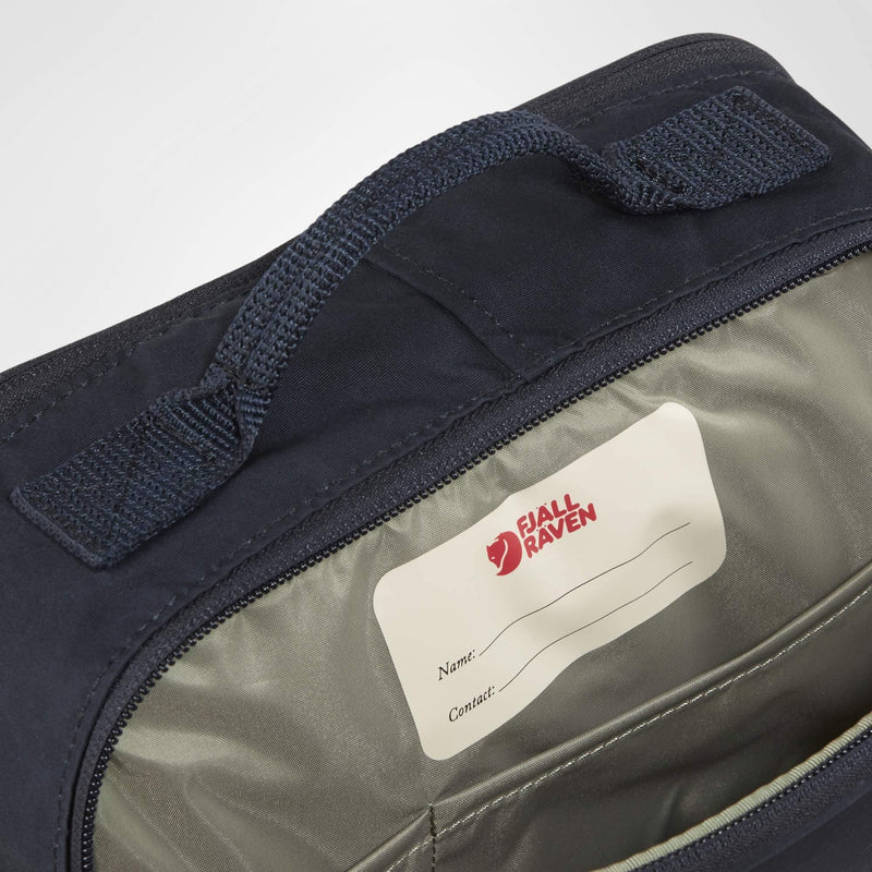 (Promo) Fjallraven Kanken Toiletry Bag  - Black - Oribags.com
