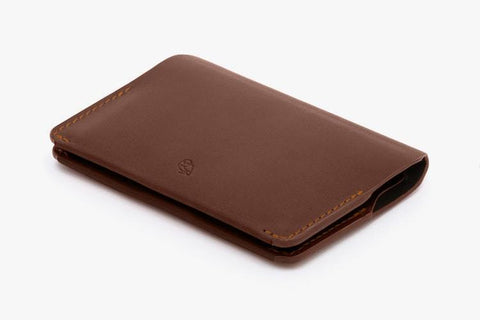 Bellroy Card Holder - Cocoa