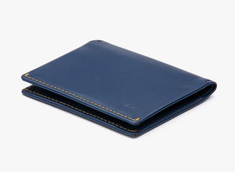 Bellroy Slim Sleeve Wallet - Blue Steel
