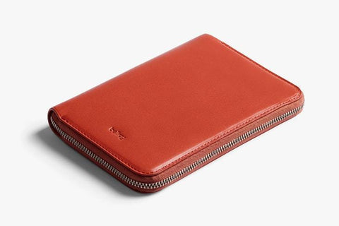 Bellroy Travel Folio - Tangelo