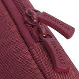 "Rivacase Suzuka Laptop Sleeve 13.3"" - Red"