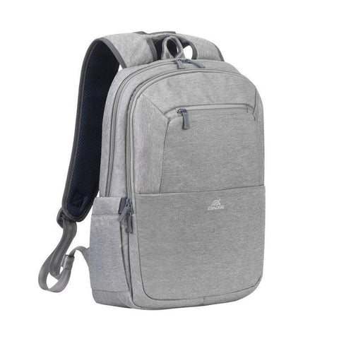 "Rivacase Suzuka Laptop Backpack 15.6"" - Grey"