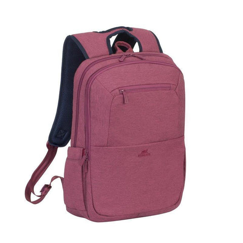 "Rivacase Suzuka Laptop Backpack 15.6"" - Red"
