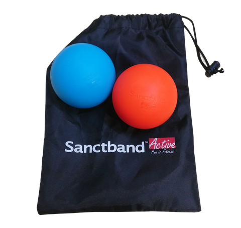 Sanctband Active Massage Ball - Teal