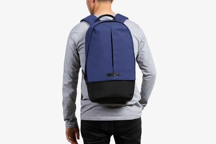 Bellroy Classic Plus Backpack - Ink Blue - Oribags.com