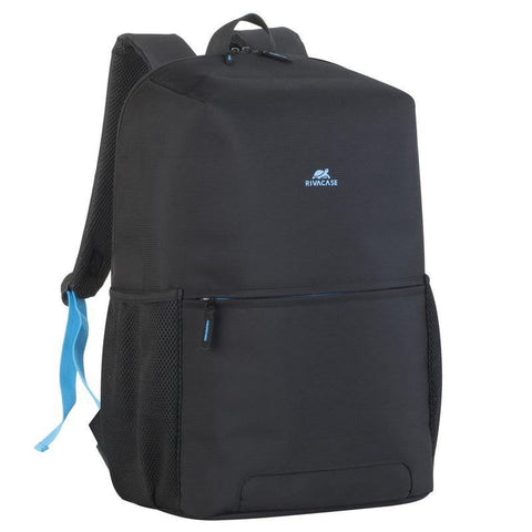 "Rivacase Regent Laptop Backpack 15.6"" - Black"