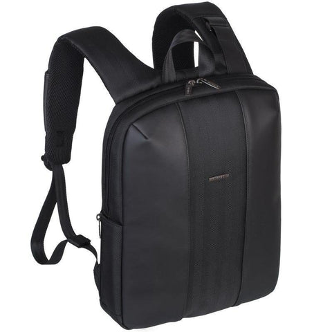 "Rivacase Narita Laptop Business Backpack 14"" - Black"