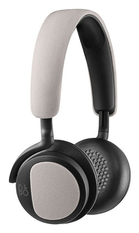 Bang & Olufsen B&O Play H2 On-Ear Headphones - Silver Cloud - oribags2 - 1
